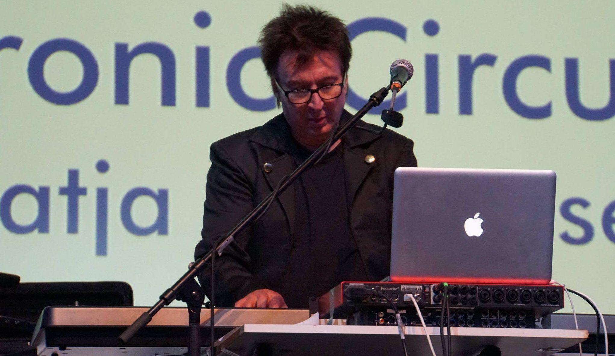 Chris Payne - Electronic Circus (Dusseldorf)