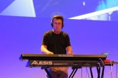 Chris Payne - With Rusty Egan  (Dusseldorf)