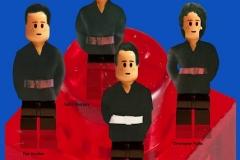 Chris Payne in Lego!